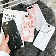 cheap iPhone 8 Plus Cases-Case For Apple iPhone XR / iPhone XS Max IMD / Frosted Back Cover Marble Soft TPU for iPhone XS / iPhone XR / iPhone XS Max