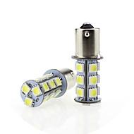 Недорогие Задние фонари-SENCART 2pcs T20 (7440,7443) / BA15S (1156) / BAY15D (1157) Мотоцикл / Автомобиль Лампы 4 W SMD 5050 380 lm 18 Светодиодная лампа Лампа поворотного сигнала / Рабочее освещение / Мотоцикл Назначение