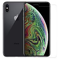 お買い得  -ASLING スクリーンプロテクター のために Apple iPhone XS Max 強化ガラス 1枚 スクリーンプロテクター 硬度9H / 2.5Dラウンドカットエッジ / 防爆