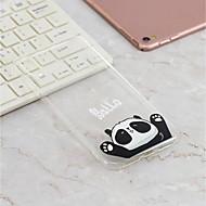 Недорогие Кейсы для iPhone 8 Plus-Кейс для Назначение Apple iPhone XR / iPhone XS Max С узором Кейс на заднюю панель Панда Мягкий ТПУ для iPhone XS / iPhone XR / iPhone XS Max