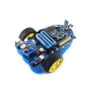 お買い得  Arduino 用アクセサリー-波のアルファボット・パイ・アクセ・パック・アルファボット・ラズベリー・パイロボット・ビルディング・キット(no pi)