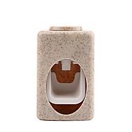 お買い得  浴室用小物-歯ブラシホルダー 創造的 近代の プラスチック 1個 - 浴室 シングル 幅150 x 長さ200cm 壁式