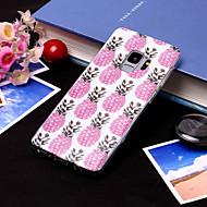 Недорогие Чехлы и кейсы для Galaxy S9 Plus-Кейс для Назначение SSamsung Galaxy S9 Plus / S9 IMD / С узором Кейс на заднюю панель Фрукты Мягкий ТПУ для S9 / S9 Plus / S8 Plus
