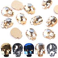 abordables Maquillaje y manicura-10 pcs Joyas de Uñas Multi Function / Mejor calidad Creativo arte de uñas Manicura pedicura Diario / Festival De moda