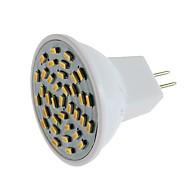 billiga -SENCART 1st 3 W LED-spotlights 600 lm G4 MR11 36 LED-pärlor SMD 3014 Dekorativ Varmvit Kallvit 12 V / 1 st / RoHs