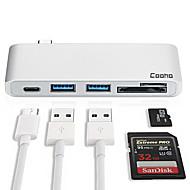preiswerte USB Geräte-Aleación Silber USB-Hub 0 cm