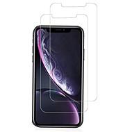 お買い得  -ASLING スクリーンプロテクター のために Apple iPhone XR 強化ガラス 2 PCS スクリーンプロテクター 硬度9H / 2.5Dラウンドカットエッジ / 防爆