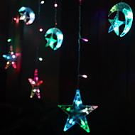 cheap -2.5m String Lights 20 LEDs Multi Color Decorative 220-240 V 1 set