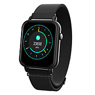 cheap -Smart Bracelet Smartwatch Y6 PRO for Android iOS Bluetooth Sports Waterproof Heart Rate Monitor Blood Pressure Measurement Touch Screen Pedometer Call Reminder Sleep Tracker Sedentary Reminder