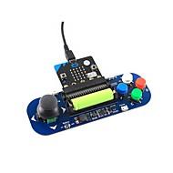 お買い得  -マイクロのためのwavehareゲームパッドモジュール:ビットジョイスティックとボタン
