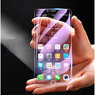 Недорогие Защитные плёнки для экрана iPhone-Защитная плёнка для экрана для Apple iPhone 8 / iPhone 7 / iPhone 6s Закаленное стекло 2 штs Защитная пленка для экрана Ультратонкий / Фильтр синего света / Защита от царапин