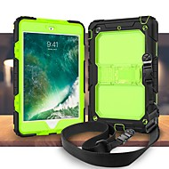 billige -Cooho Etui Til Apple iPad Air 2 / iPad (2017) Stødsikker / Støvsikker / Vandafvisende Fuldt etui Rustning Hårdt Silikone / PC for iPad Mini 5 / iPad New Air (2019) / iPad Mini 3/2/1 / iPad Pro 10.5