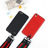 preiswerte Handyhüllen-Hülle Für OPPO R9s Plus / R9s Stoßresistent / Staubdicht / Wasserdicht Rückseite Solide Weich TPU für OPPO R9s Plus / OPPO R9s / OPPO R9 Plus