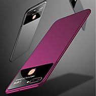お買い得  携帯電話ケース-ケース 用途 OPPO R11s Plus / R11 つや消し バックカバー ソリッド ハード PC のために OPPO R11s Plus / Oppo R11s / Oppo R11 Plus