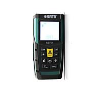 お買い得  -SATA 62704 0.05~60M レーザー距離計 / 赤外線距離計 ポータブル / 使いやすい / バックライト付きディスプレイ 家具の設置用 / スマートホーム測定用 / エンジニアリング測定用