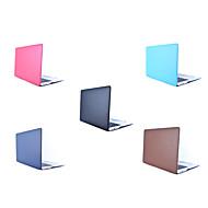"""お買い得  MacBook 用ケース/バッグ/スリーブ-MacBook ケース ソリッド PUレザー / 本革 / PVC のために 新MacBook Pro 15"""" / 新MacBook Pro 13"""" / MacBook Pro 15インチ"""