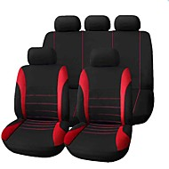cheap Car Seat Covers-Car Seat Covers Seat Covers Red / Green / Blue Fabric Business / Common For universal Universal Universal