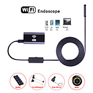 wifi endoskop mini kamera 8mm objektiv 10 mt hartkabel wasserdicht ip67 schlange cam endoskop inspektion endoskop für ios android
