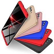 お買い得  携帯電話ケース-ケース 用途 Huawei Y9 (2018)(Enjoy 8 Plus) 耐衝撃 / つや消し バックカバー ソリッド ハード PC のために Y9 (2018)(Enjoy 8 Plus)