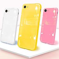 Недорогие Кейсы для iPhone 8-Кейс для Назначение Apple iPhone XR / iPhone XS Max Полупрозрачный / Магнитный / Wireless Charging Receiver Case Чехол Однотонный Твердый Силикон / ПК для iPhone XS / iPhone XR / iPhone XS Max