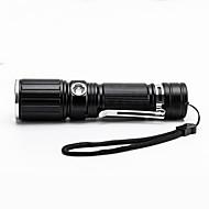 preiswerte Taschenlampen, Laternen & Lichter-2000 lm LED Taschenlampen LED 3 Modus - U'King Zoomable- / einstellbarer Fokus / Klammer