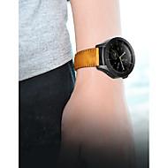 Недорогие Часы для Samsung-Ремешок для часов для Suunto Observer Samsung Galaxy Классическая застежка Натуральная кожа Повязка на запястье