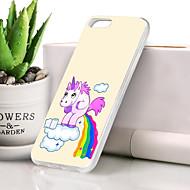 preiswerte Handyhüllen-Hülle Für Huawei Honor 7A Ultra dünn / Muster Rückseite Cartoon Design Weich TPU für Honor 7A