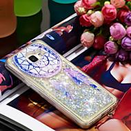 Недорогие Чехлы и кейсы для Galaxy A5(2016)-Кейс для Назначение SSamsung Galaxy A5(2016) Защита от удара / Сияние и блеск Кейс на заднюю панель Ловец снов / Сияние и блеск Мягкий ТПУ для A5(2016)