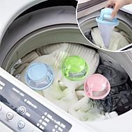 お買い得  浴室用小物-家庭用フローティングリントヘアキャッチャーメッシュポーチ洗濯機洗濯フィルターバッグ濾過脱毛装置ハウスクリーニングツール