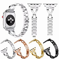 Ver Banda para Apple Watch Series 4 / Apple Watch Series 4/3/2/1 Apple Hebilla Clásica Metal Correa de Muñeca