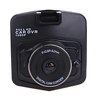 Недорогие Автоэлектроника-M001 HD 1280 x 720 / 1080p Автомобильный видеорегистратор 120° / 140° Широкий угол 2.4 дюймовый LCD Капюшон с Ночное видение / G-Sensor /