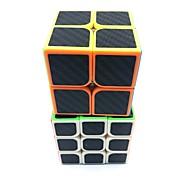 お買い得  -マジックキューブ IQキューブ 2*2*2 3*3*3 スムーズなスピードキューブ マジックキューブ パズルキューブ プロフェッショナルレベル 耐摩耗性 ティーンエイジャー 成人 おもちゃ フリーサイズ ギフト