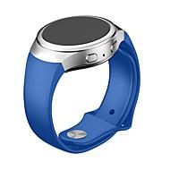 Недорогие Аксессуары для смарт-часов-Ремешок для часов для Gear S R750 Samsung Galaxy Спортивный ремешок / Классическая застежка силиконовый Повязка на запястье