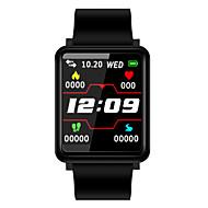 お買い得  -BoZhuo F1 男女兼用 スマートブレスレット Android iOS ブルートゥース スポーツ 心拍計 血圧測定 消費カロリー トレーニングログ 歩数計 着信通知 睡眠サイクル計測器 座りがちなリマインダー 目覚まし時計