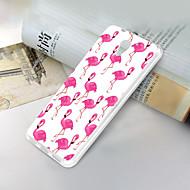 preiswerte Handyhüllen-Hülle Für ZTE ZTE Blade A510 Ultra dünn / Muster Rückseite Flamingo Weich TPU für ZTE Blade A510