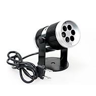 abordables Lámparas LED Novedosas-BRELONG® 1pc Luz de noche LED RGB Alimentación AC Creativo / Lámpara de la atmósfera / US 110-120 V