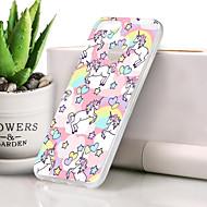 preiswerte Handyhüllen-Hülle Für Huawei Honor 7X Ultra dünn / Muster Rückseite Tier Weich TPU für Honor 7X