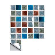 זול -מדבקות קיר דקורטיביות - מדבקות קיר תלת מימד מופשט / צורות מקלחת / מטבח