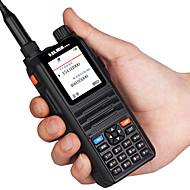 cheap -ELIDA CPUV2000 Handheld / Anolog VOX / Dual Band / Dual Display 5KM-10KM 5KM-10KM 128CH 1500 mAh 5 W Walkie Talkie Two Way Radio