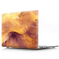 お買い得  MacBook 用ケース/バッグ/スリーブ-MacBook ケース 風景 プラスチック のために MacBook Pro Retinaディスプレイ15インチ