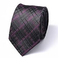 cheap -Men's Work / Basic Necktie - Striped