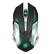 お買い得  マウス-OEM ワイヤレスbluetooth3.0 ゲーミングマウス / オフィスマウス m10 5 pcs キー 5つのプログラム可能なキー 2400 dpi