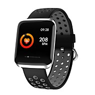 cheap -BoZhuo L2 Pro Smart Bracelet Smartwatch Android iOS Bluetooth Sports Waterproof Heart Rate Monitor Blood Pressure Measurement Stopwatch Pedometer Call Reminder Sleep Tracker Sedentary Reminder