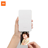 xiaomi μέση xprint dmp100 smartphone bluetooth εκτυπωτής σπίτι φωτογραφία μηδέν μελάνι 300 dpi
