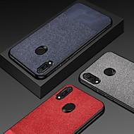 halpa -Etui Käyttötarkoitus Xiaomi Redmi Note 7 Iskunkestävä Takakuori Yhtenäinen Pehmeä TPU / PC varten Redmi Huomautus 7