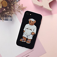 Case For Apple iPhone XR / iPhone XS Max Pattern Back Cover Cartoon Soft TPU for iPhone XS / iPhone XR / iPhone XS Max