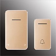 cheap -Factory OEM Wireless One to One Doorbell Music / Ding dong Non-visual doorbell
