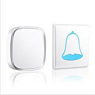 povoljno -Factory OEM Bez žice Jedan do jedan vratar Glazba / Ding Dong Non-visual doorbell