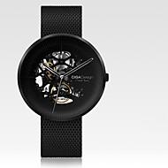 billige -original xiaomi ciga design min serie udhulede mekaniske automatiske armbåndsure mode luksus ur