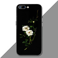 Case For Apple iPhone XS / iPhone XR Pattern Back Cover Plants / Flower Soft TPU for iPhone XS / iPhone XR / iPhone XS Max